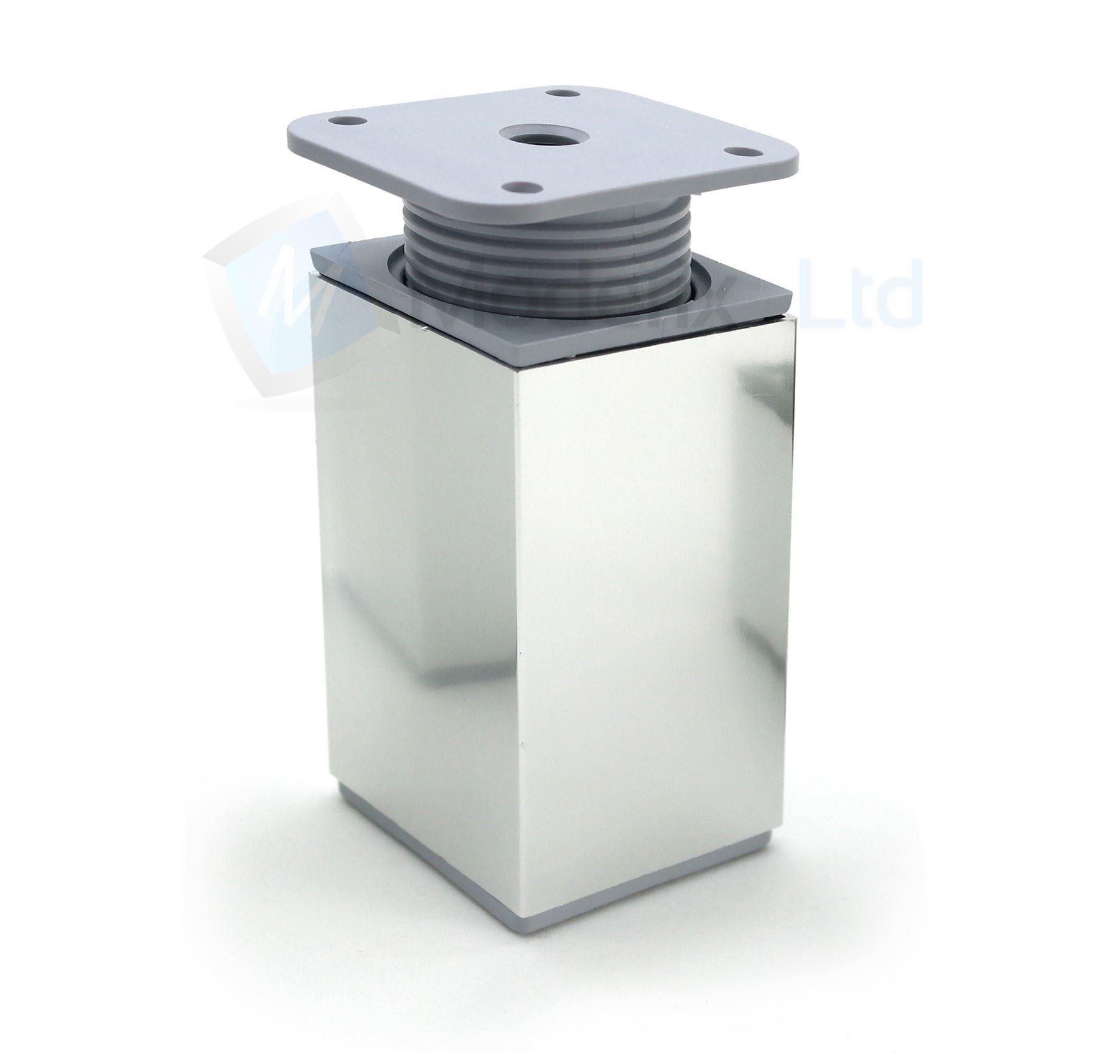 Kitchen Furniture Aluminium: Aluminium Feet / Plinth Legs Sofa Beds Cupboard Cabinets