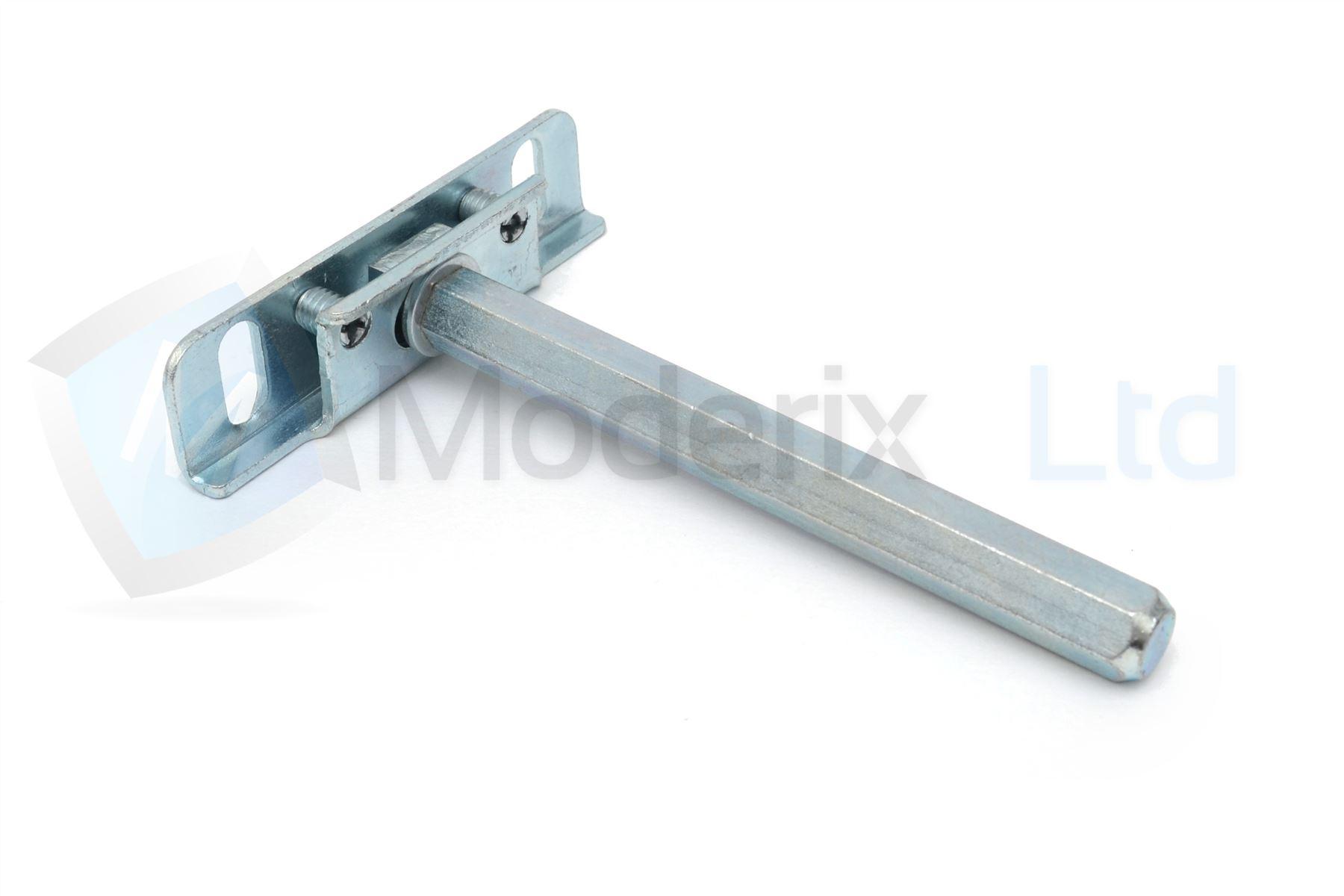 2 X Supporti Mensole A Scomparsa Staffa In Metallo Pareti