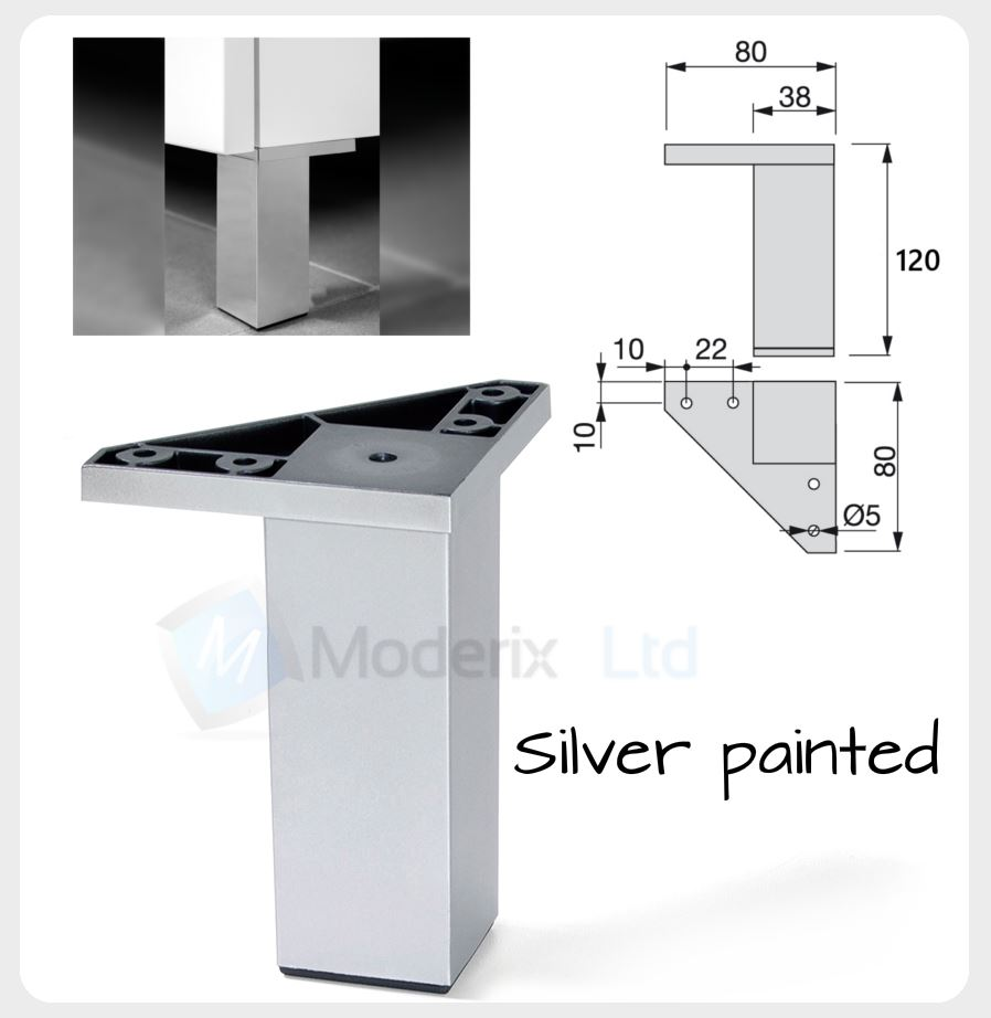 Plastic feet sofa legs beds cupboard cabinets kitchen for Kitchen cabinets 72