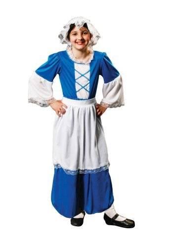 Costume poque tudor d guisement historique servante fille - Servante de cuisine ...