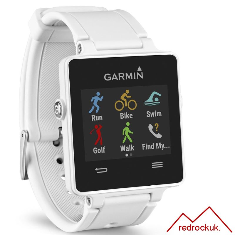 garmin vivoactive gps smartwatch activity tracker with. Black Bedroom Furniture Sets. Home Design Ideas
