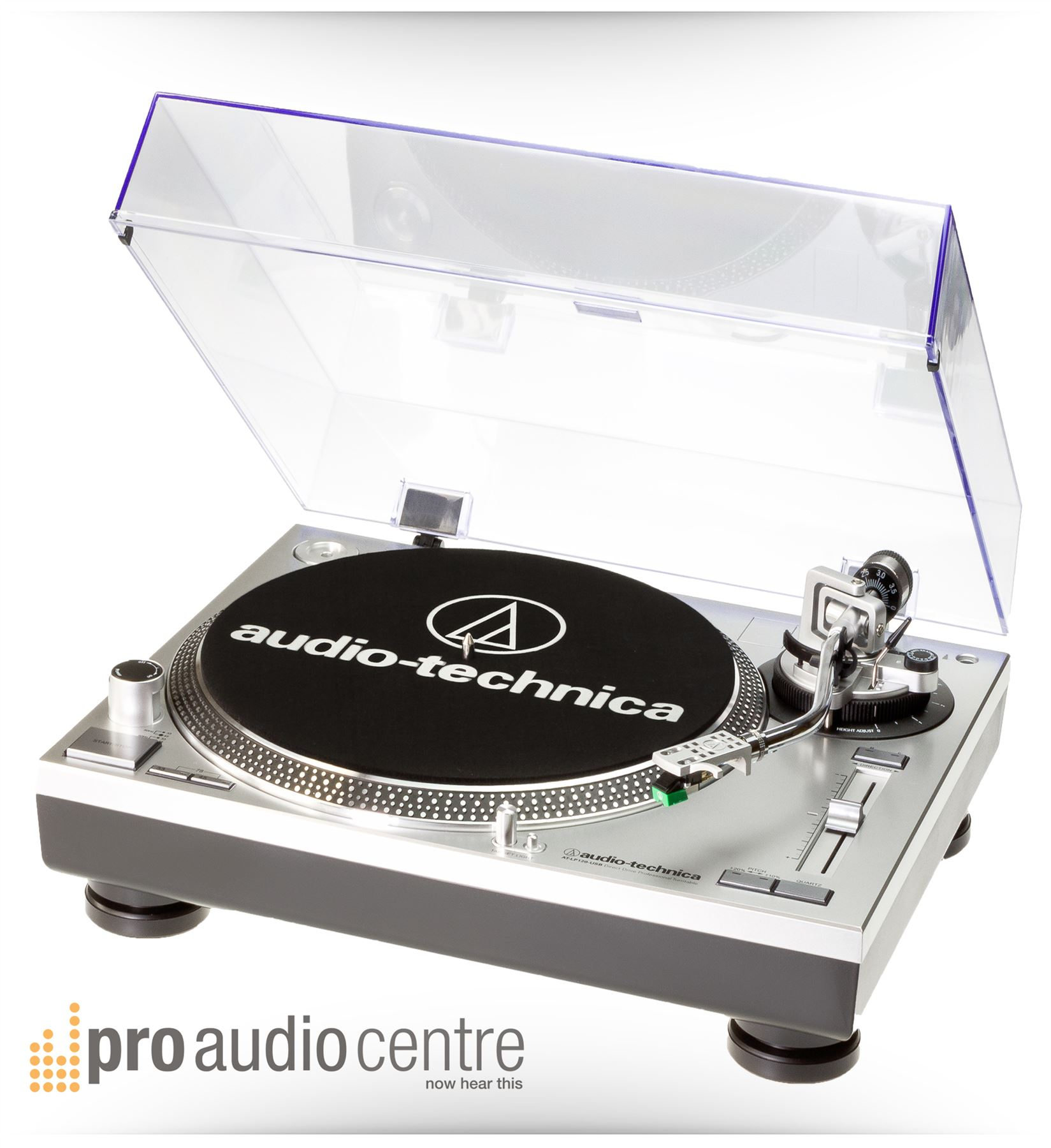 Audio Technica At Lp120usbhc Usb Turntable Deck Vinyl