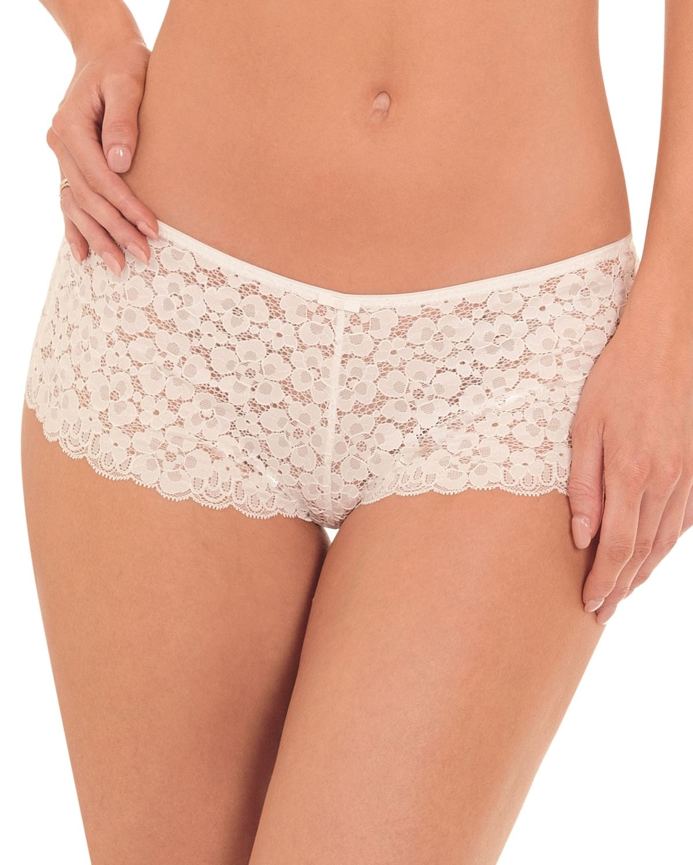 Lepel Underwear Lingerie Daisy Ivory Lace Short 158611   eBay