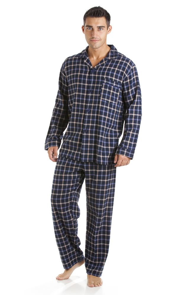 Winter Mens Warm Flannel Pajamas Long Sleeve Thick Fleece Sleep Lounge Set Male Soft Pyjama Sleepwear Noble Mount Men´s Premium % Cotton Flannel Pajama Sleepwear Set Autumn and Winter Flannel Pajamas Men Thick Warm Pajamas Men Sleepwear Mens Robes Cotton Lounge Sleep Clothes New FG