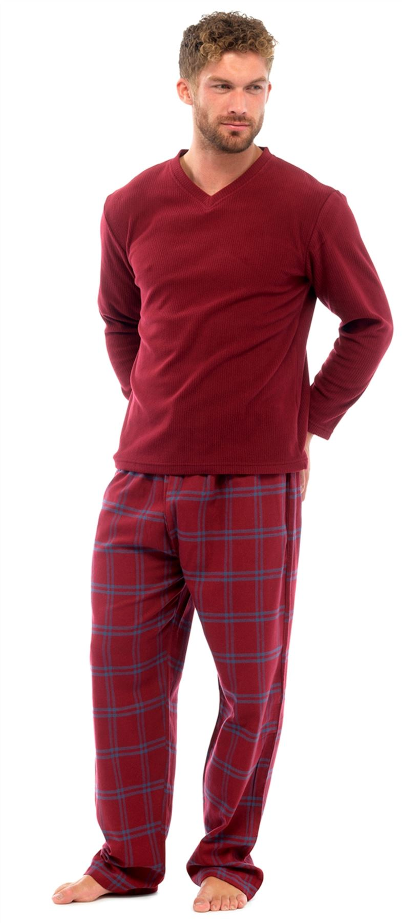 Shop online at Gustwiller's Clothing Co. for men's pajamas, robes and thermal underwear. Free shipping available, small-town service guaranteed.
