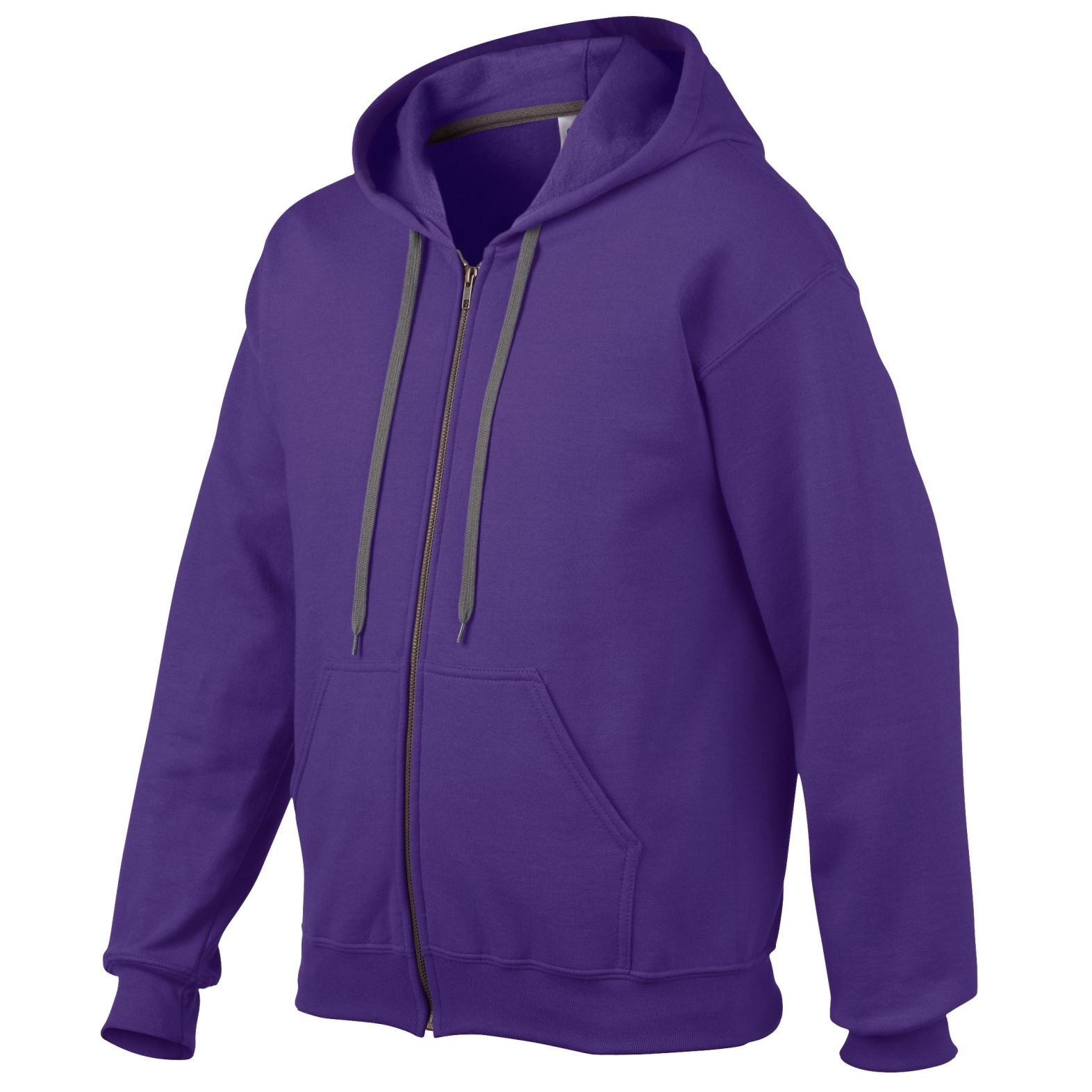 Hoodies with buttons