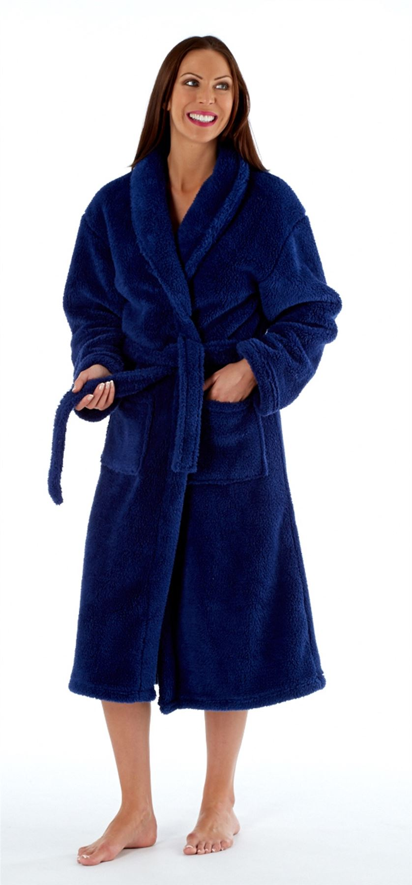 BELLOO Women Winter Fleece Dressing Gown Fluffy Bathrobe Full Long. £ - £ Prime. out of 5 stars BELLOO Ladies Soft Fleece Dressing Gown Full Length Fluffy Bathrobe Zip Up. £ - £ out of 5 stars Womens Inspirations Hooded Luxury Polka Dot Lounger Poncho.