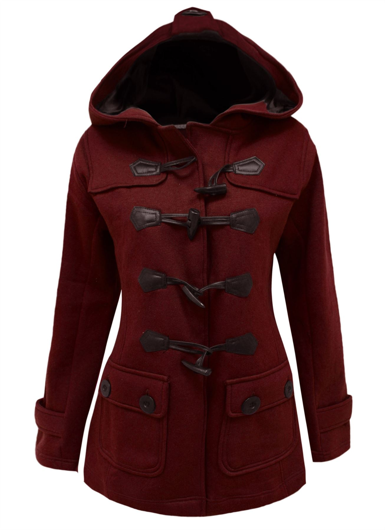 Womens plus size fleece jackets