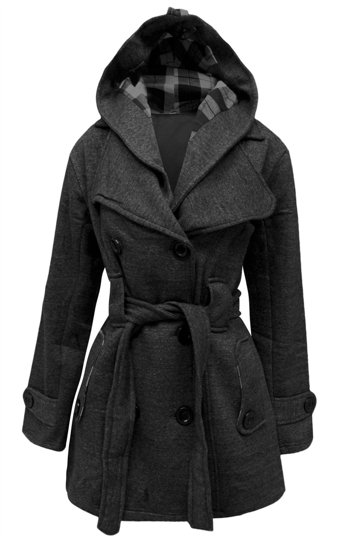 Womens plus size coat