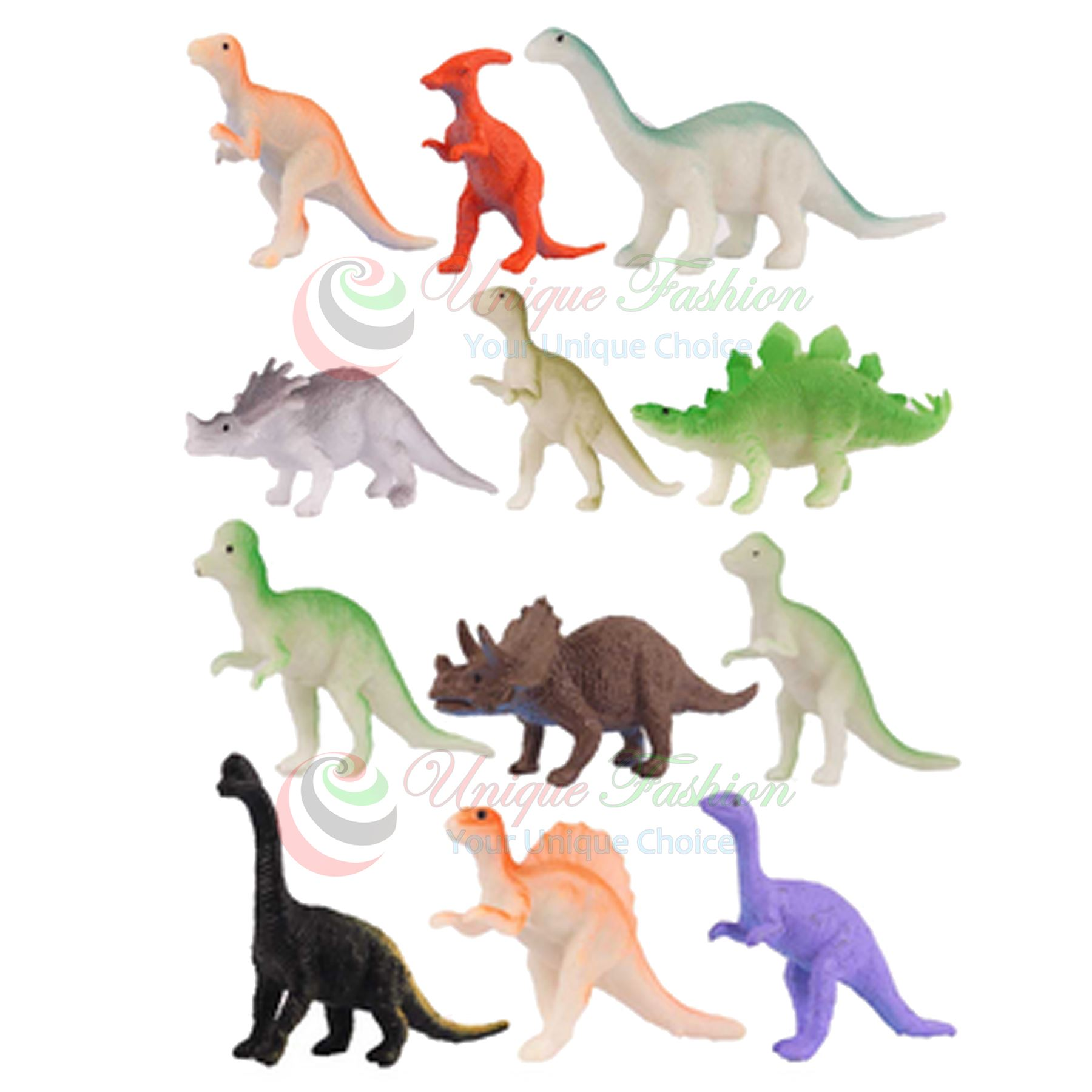 Favours Party Bag Fillers Loot Mini Dinosaurs Figure Gifts Play Toys