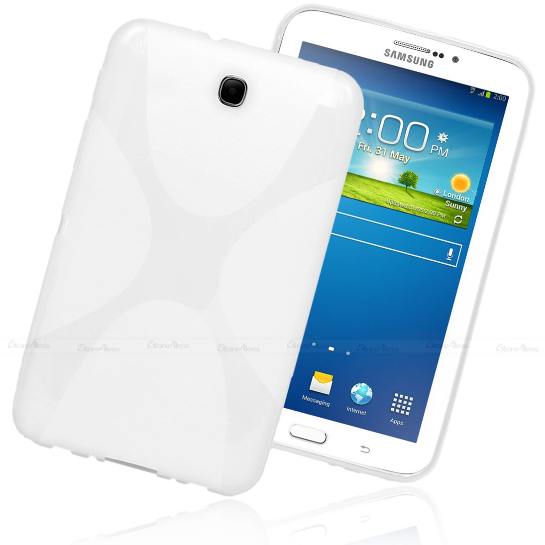 how to open samsung tab 3 back cover