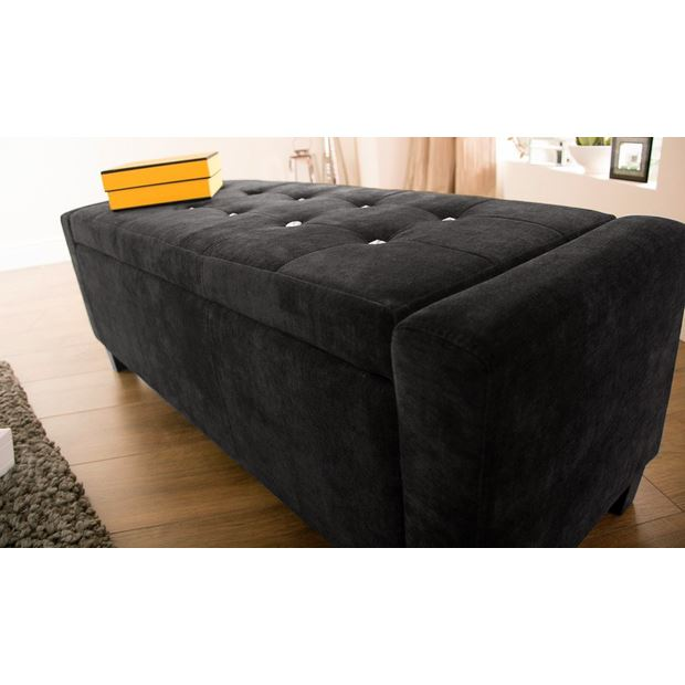 28 blanket storage bench faux leather fabric chenille diama
