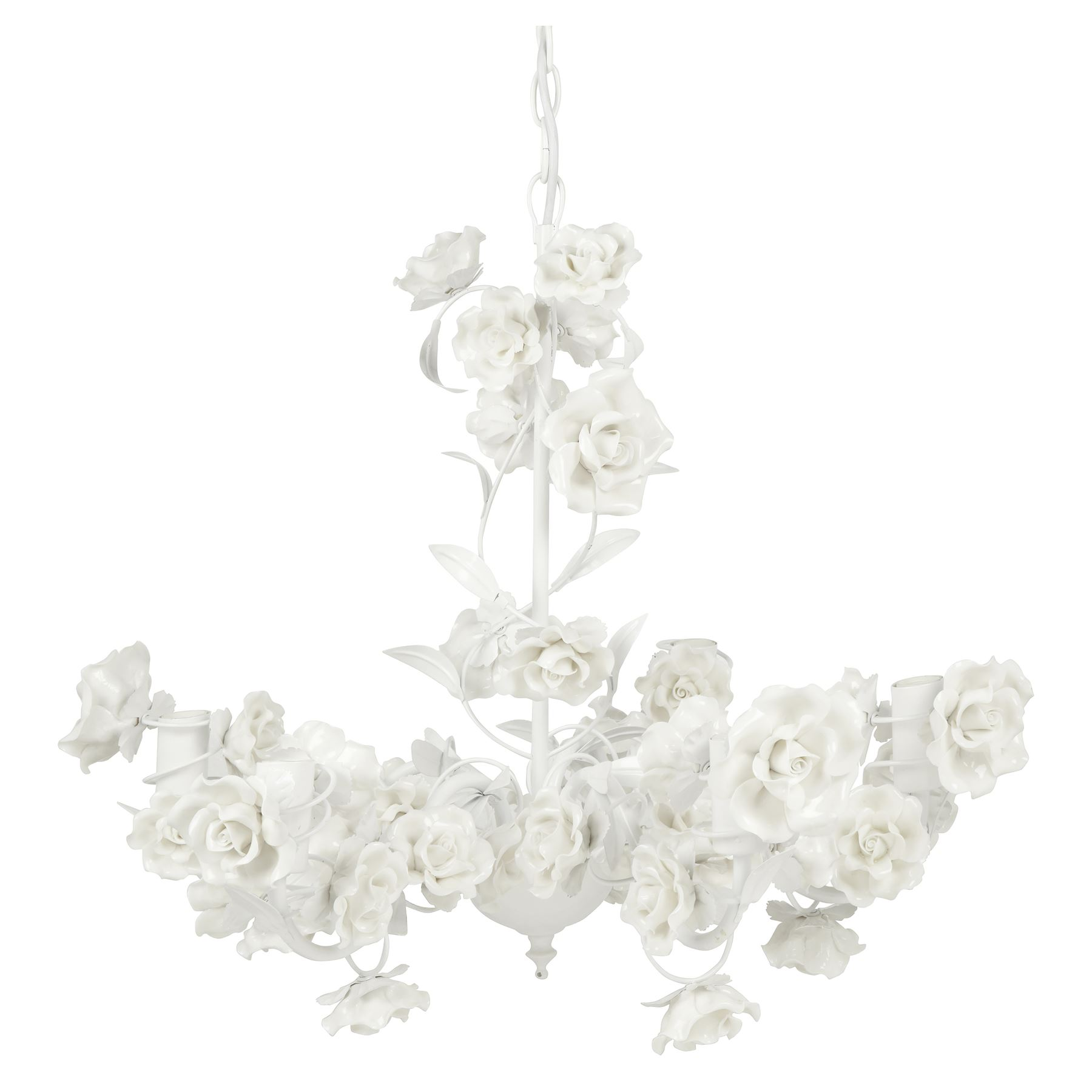 Primrose laura ashley chandelier ornament floral flower ceiling item specifics arubaitofo Images