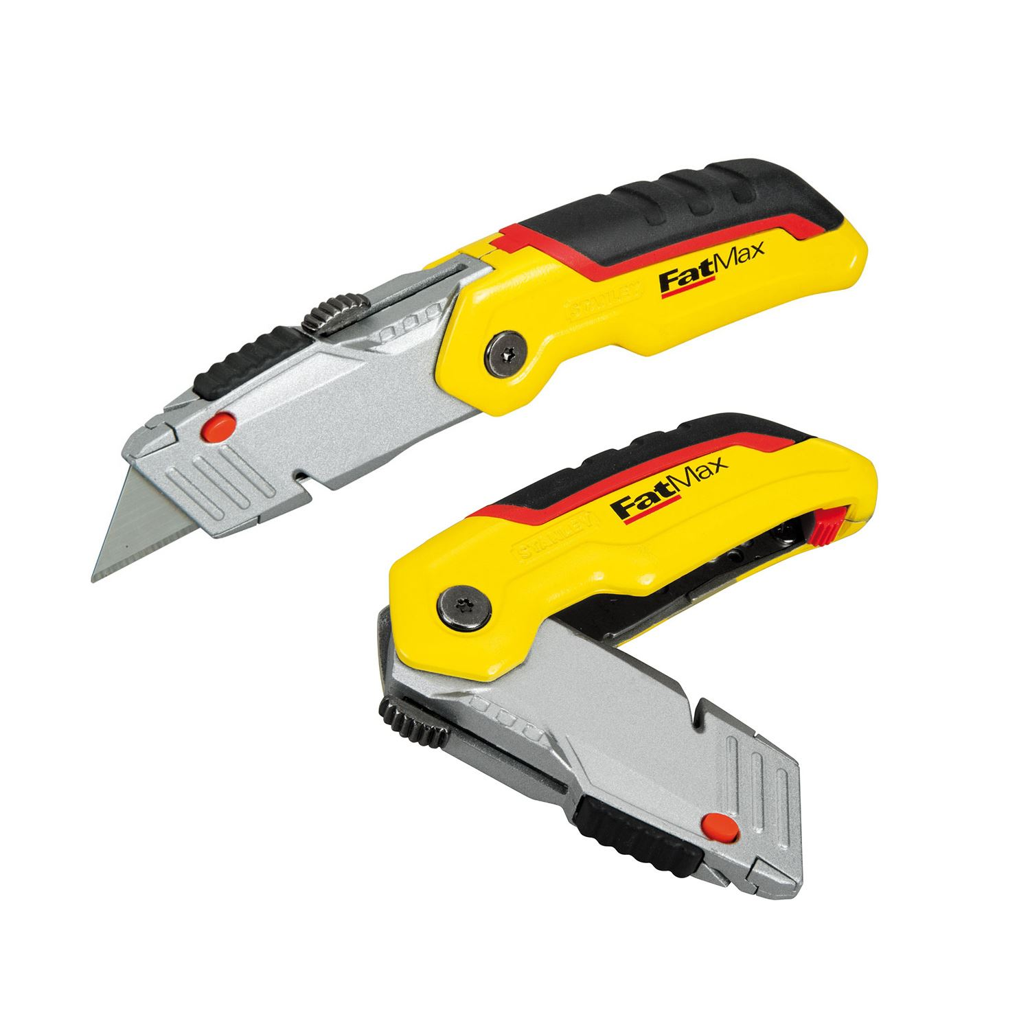 stanley utility knife how to change blade