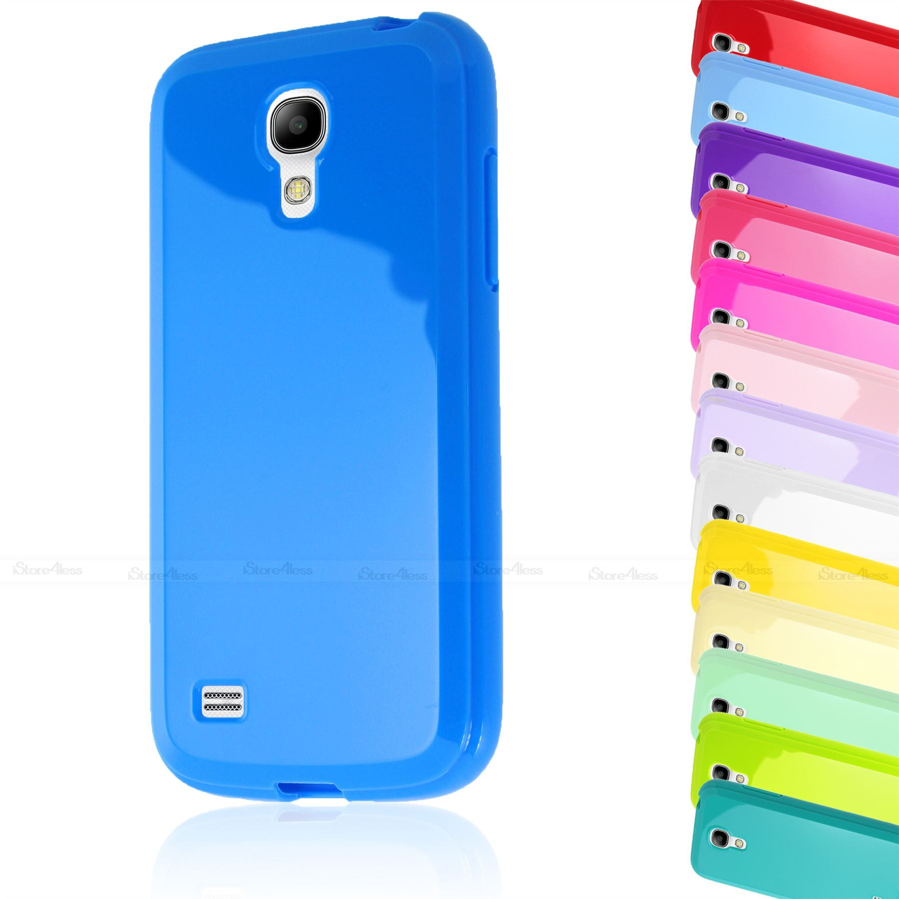 Shiny candy high gloss mirror effect tpu gel silicone case - Silicona para espejos ...