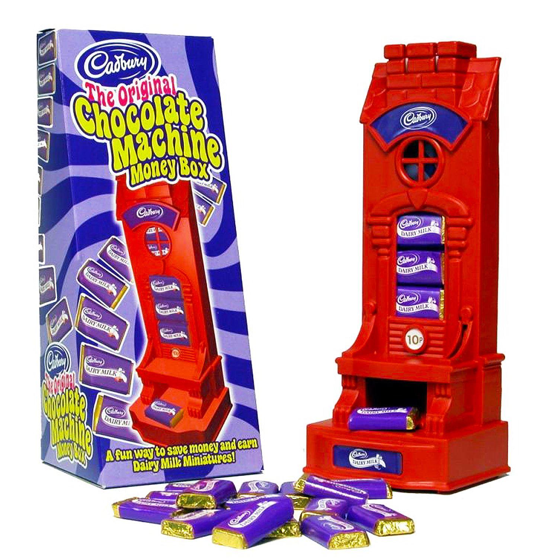 vending machine chocolate