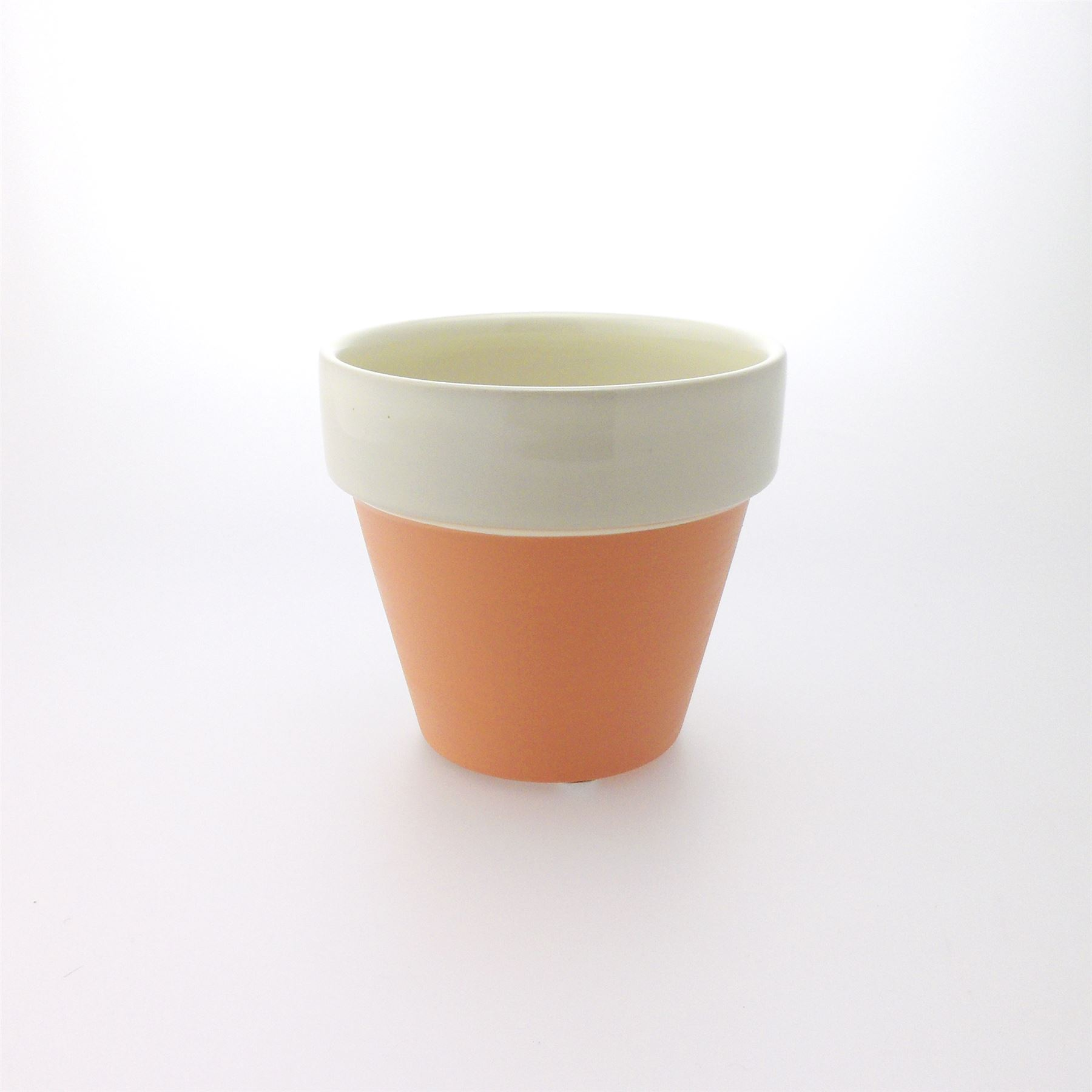 Flower Pots Terracotta: DECORATIVE TERRACOTTA PLANT LITTLE FLOWER POTS CLAY