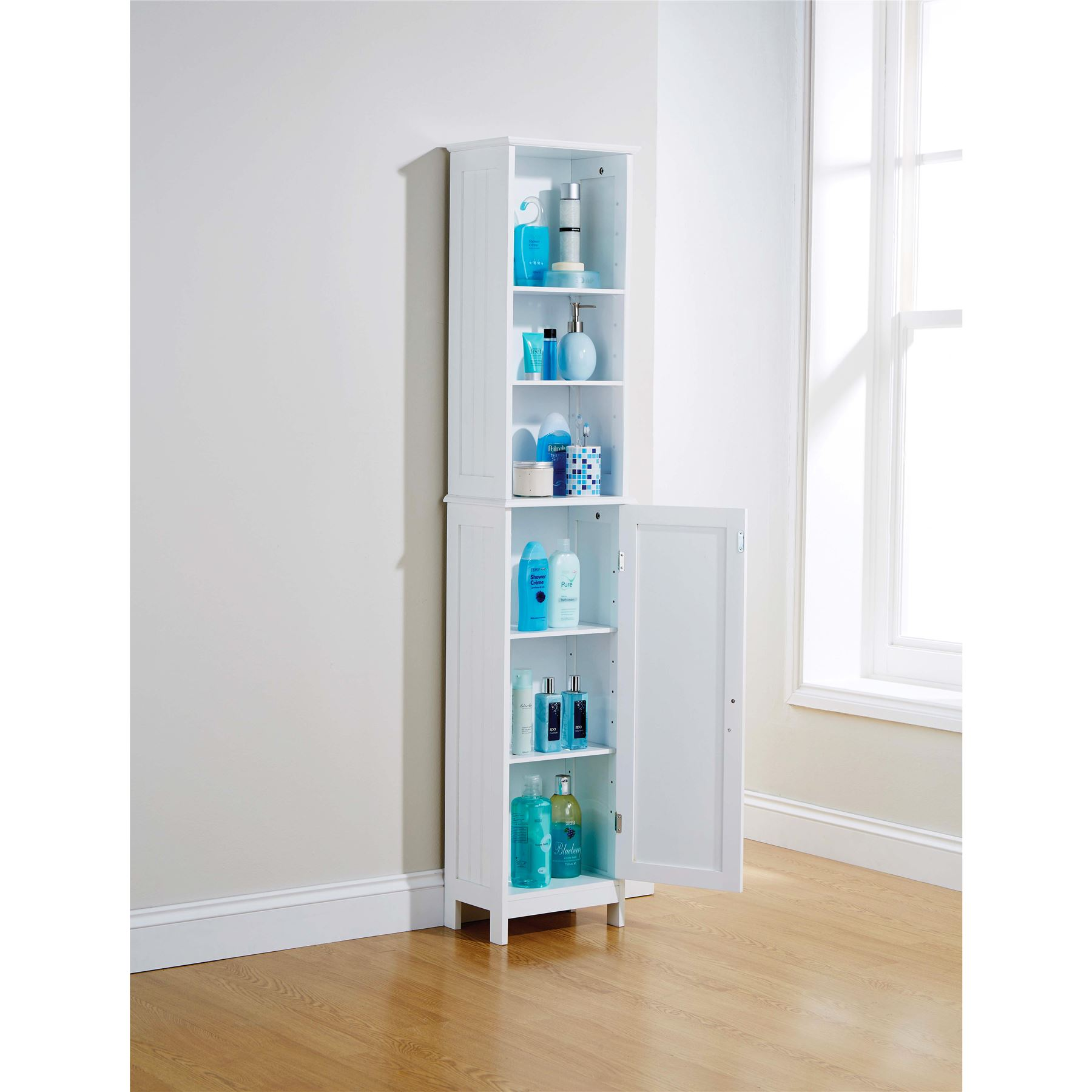 Unique  Storage Accessories Including A Towel Rail A 3tier Storage Caddy And