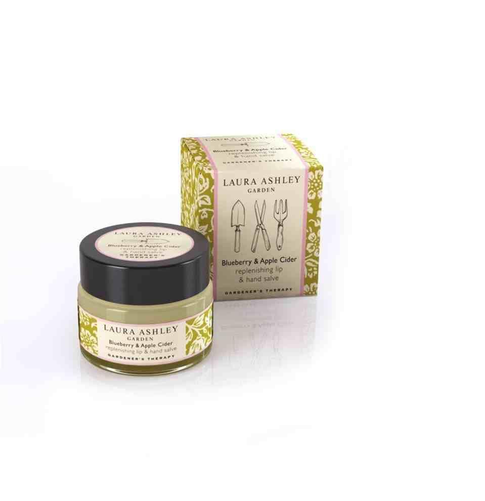 Laura Ashley Garden Peppermint Oil Replenishing Richly Nourishing Lip ...