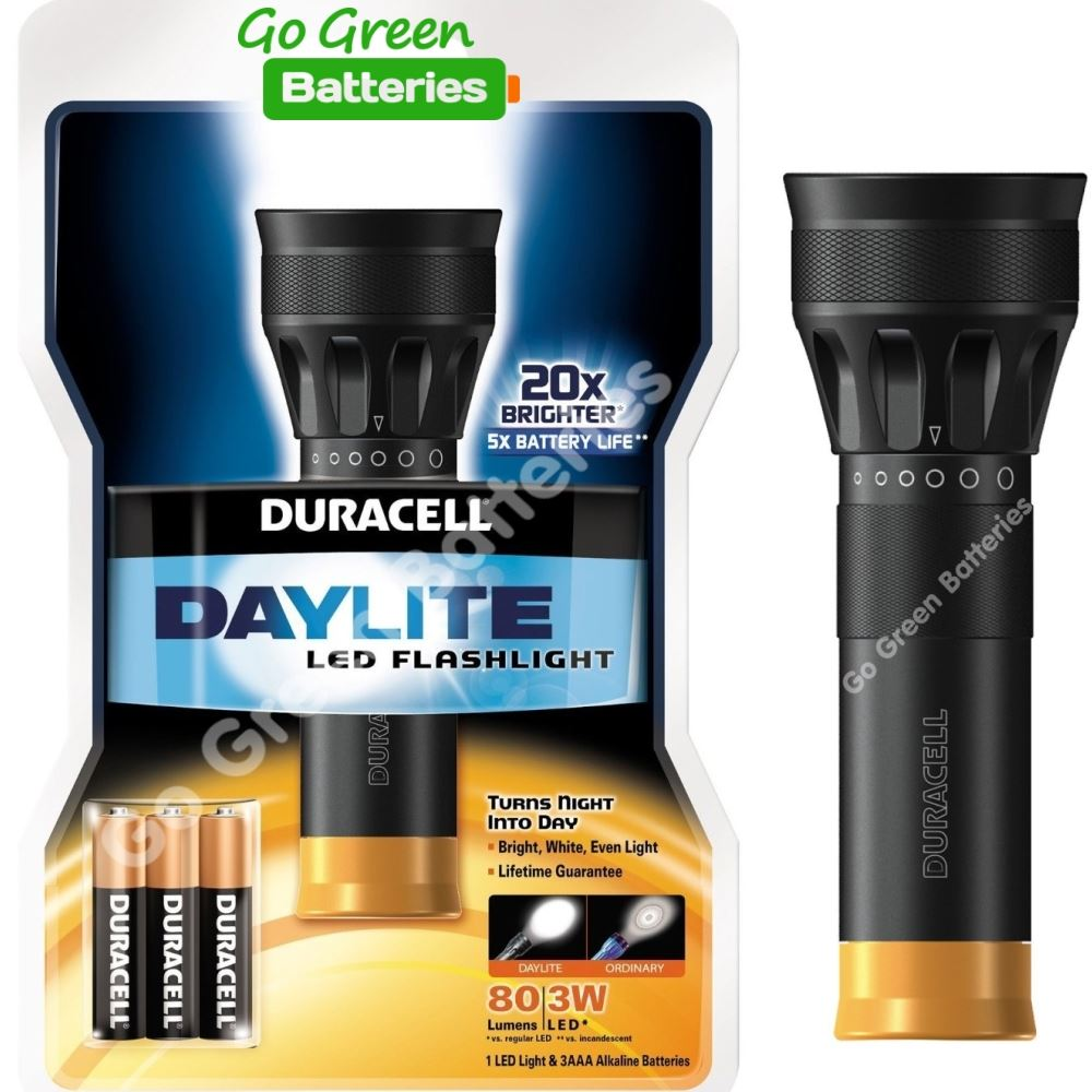 Where (locally) can I buy a Duracell Daylite torch ...