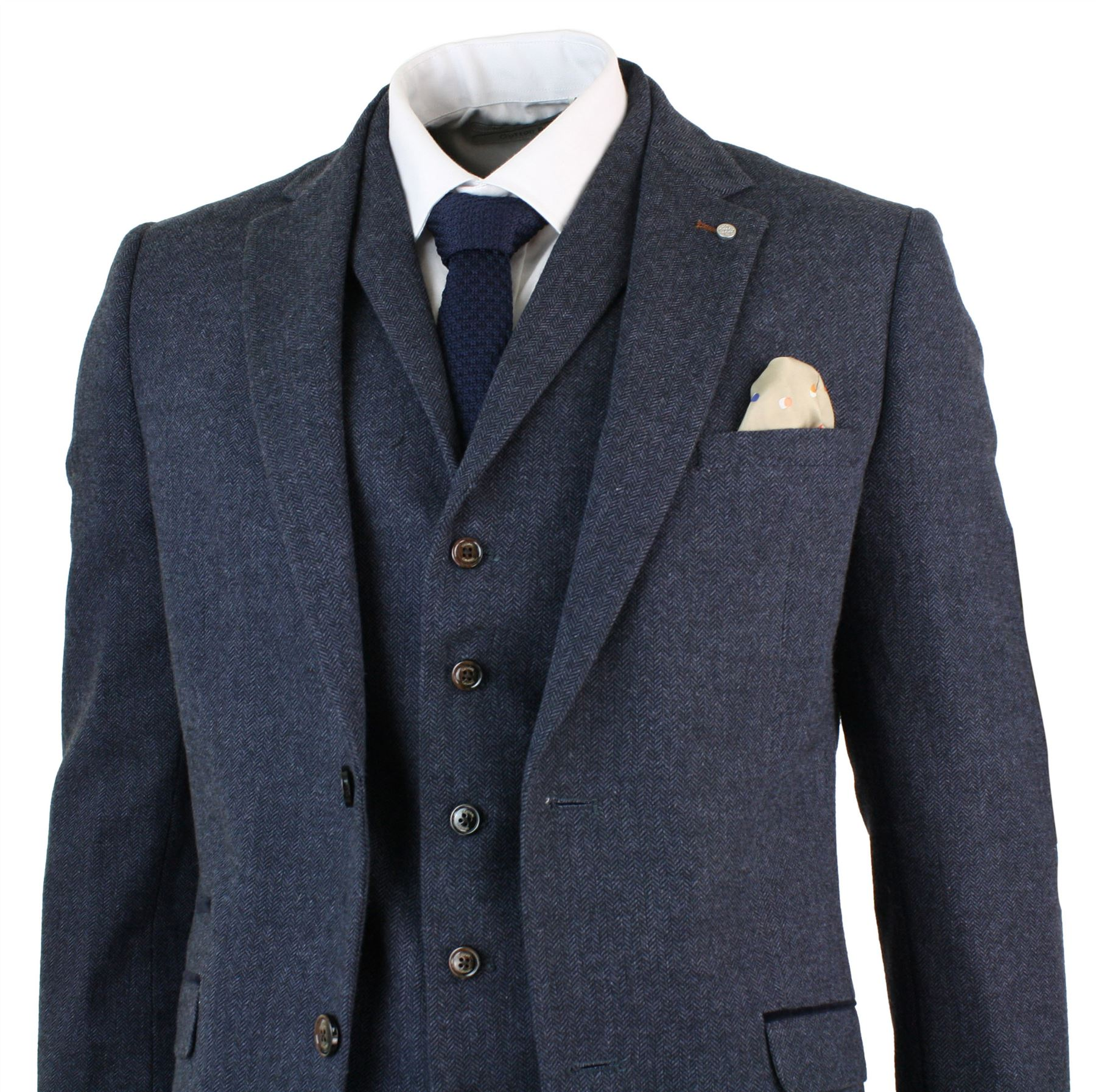 Find great deals on eBay for 3 piece wool suit. Shop with confidence.
