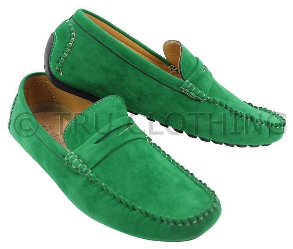 chaussure verte homme,Moon527 Polo Toile Chaussures Homme