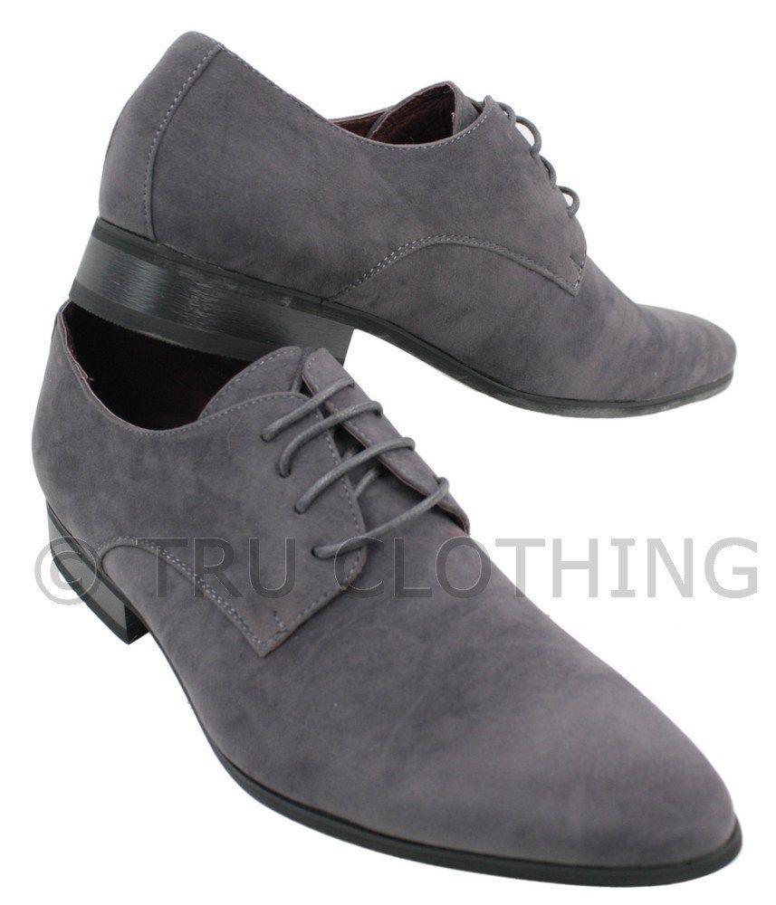 Chaussure homme daim gris - Nettoyer des chaussures en daim ...