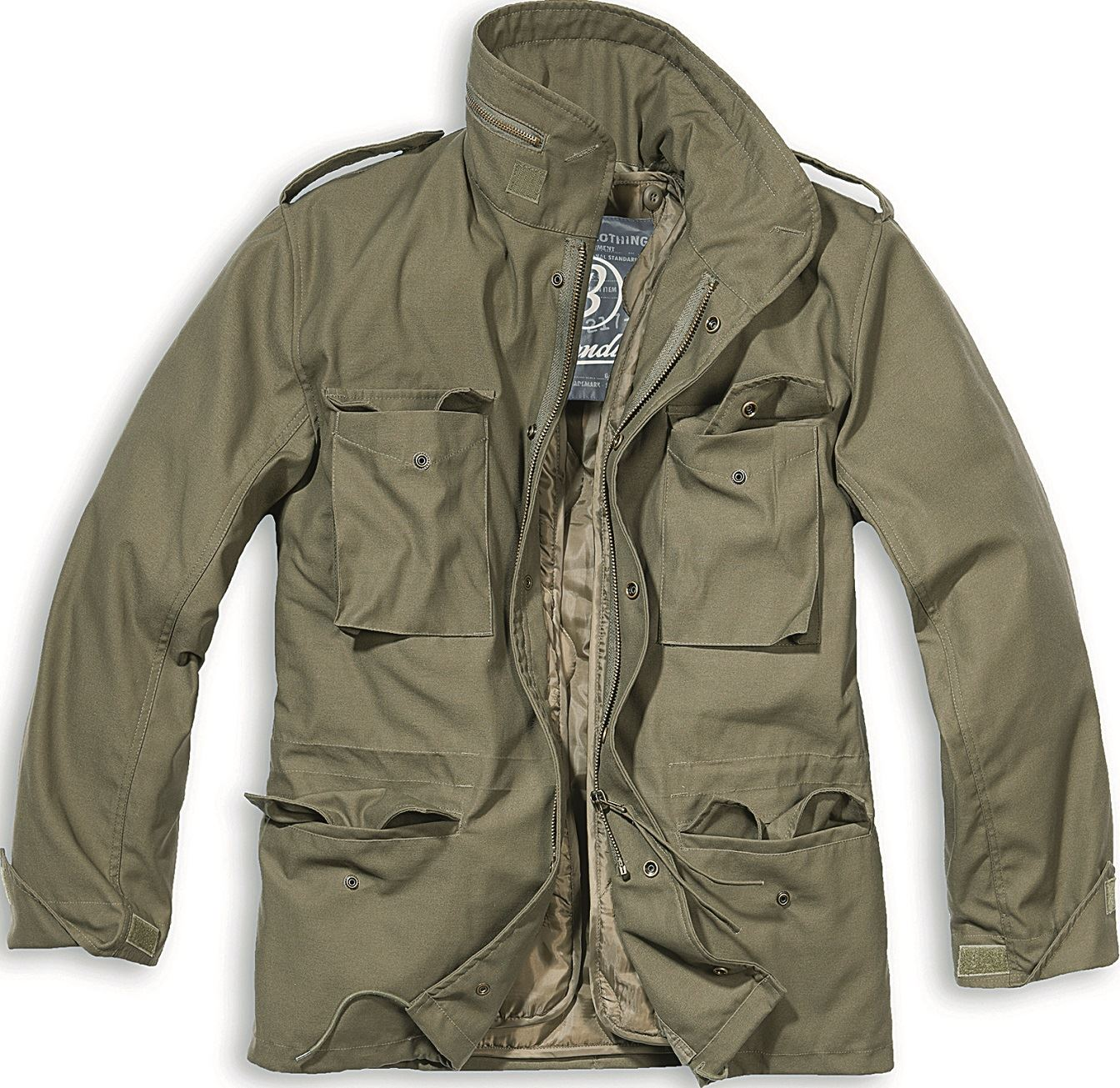 Insulated Military Jackets Stay warm and comfortable when the weather cools down with Insulated Military Jackets from Sportsman's Guide. We have great selection of Military Surplus Winter Coats and Army Coats to match your style and your budget!
