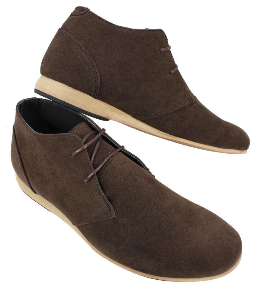 bottines chaussures montantes hommes noir beige brun bleu marine daim chelsea. Black Bedroom Furniture Sets. Home Design Ideas