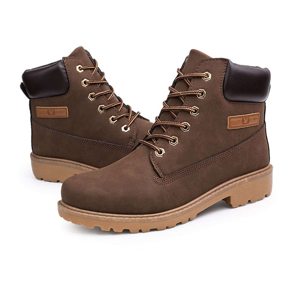 new mens casual boots size 8 9 10 shoes trainers lace up