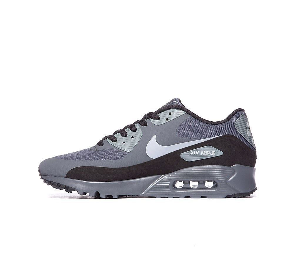 nike air max 90 ultra essential grey 819474 011 mens uk 6. Black Bedroom Furniture Sets. Home Design Ideas