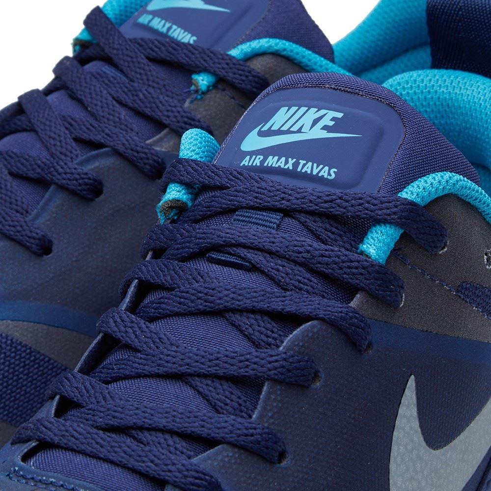 newest a716c 9a9c9 ... Nike-Air-Max-Tavas-Loyal-Blue-amp-White-