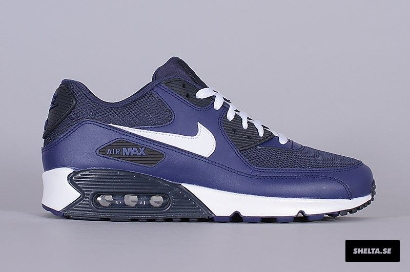 finest selection f085b 1264d ... clearance xbyuc nike air max 90 essential 537384 415 blue white uk 6 11  dd0d0 4f3fd
