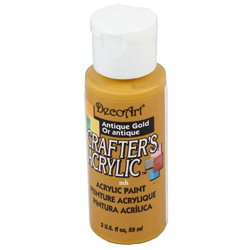 DecoArt Crafters Acrylic Paint 59ml - Assorted Colours!