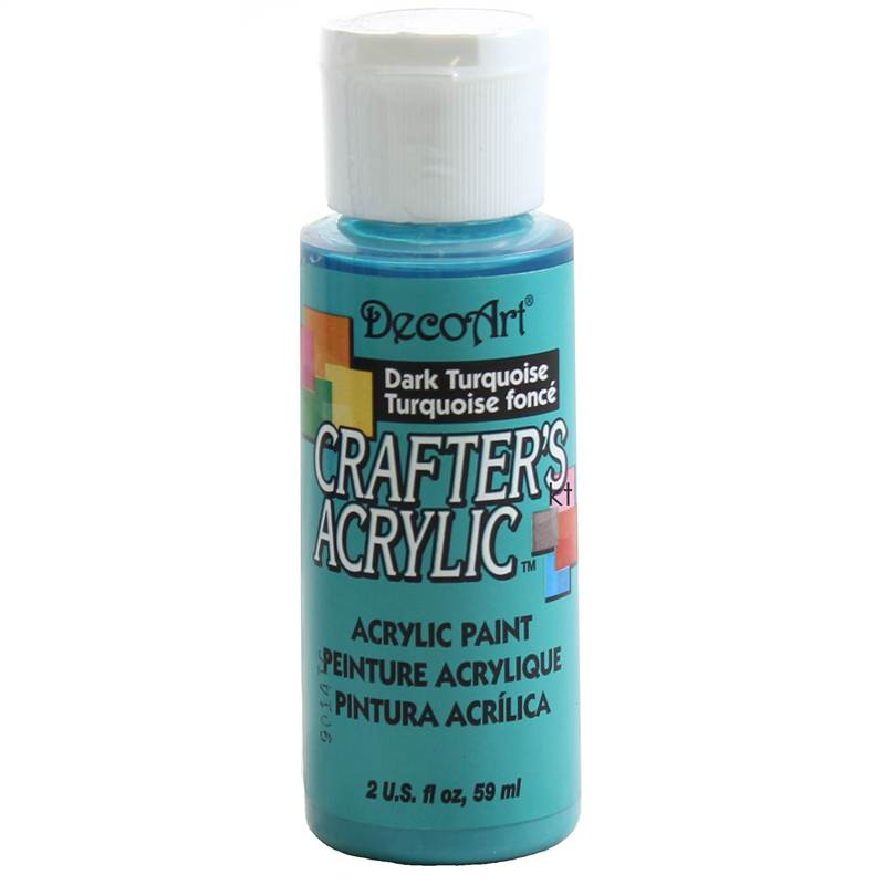 DecoArt-Crafters-Acrylic-Paint-59ml-Assorted-Colours