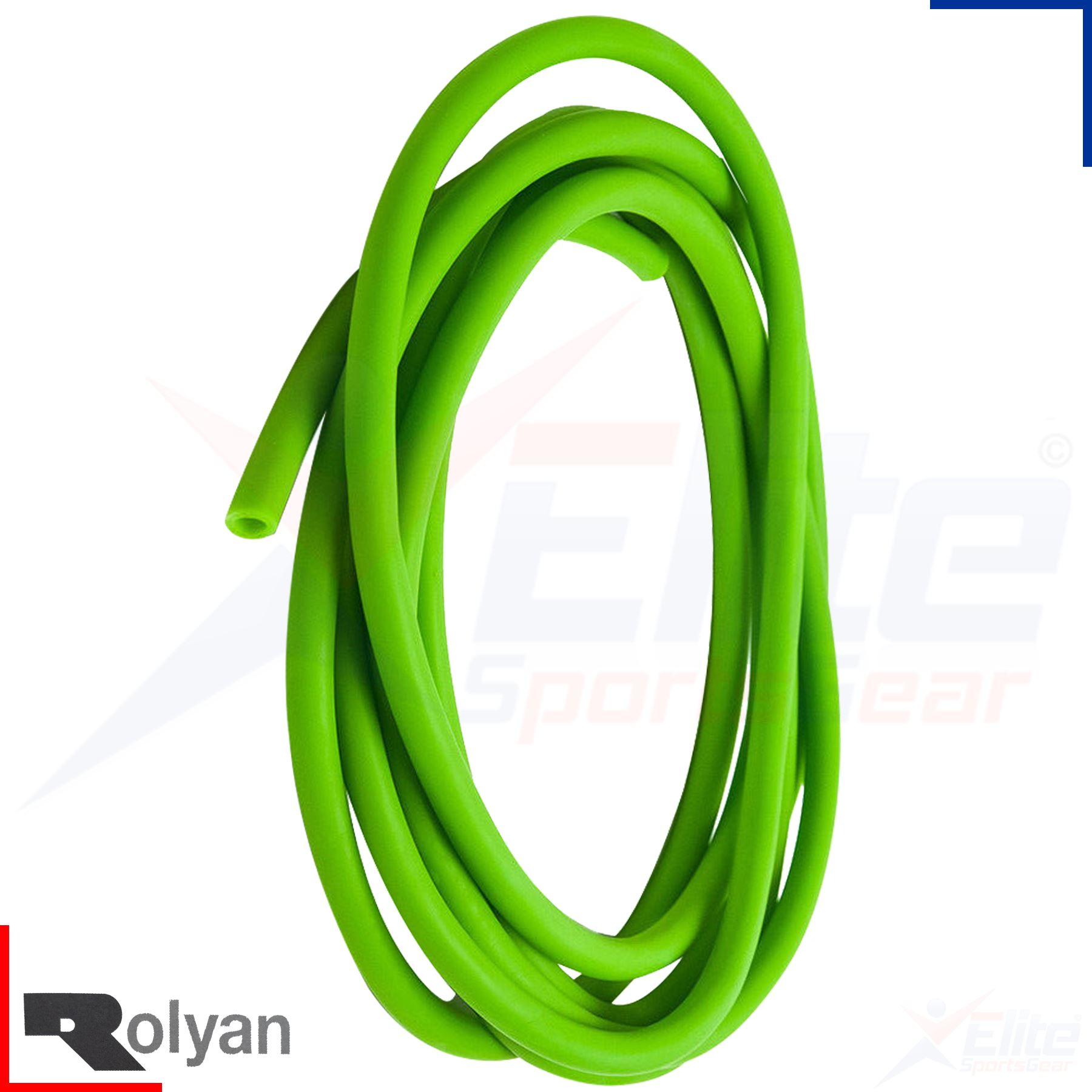 Rubber Exercise Tubing Bands