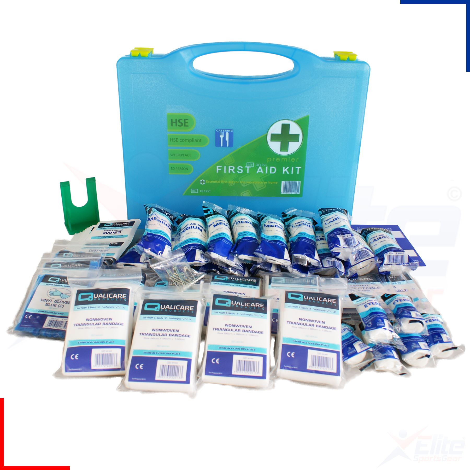 Hse catering first aid kit workplace kitchen medical for First aid kits for restaurant kitchens