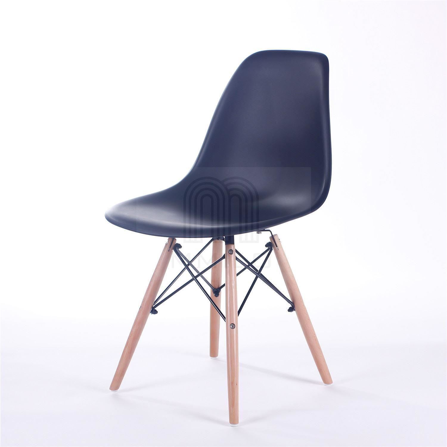 Charles Ray Eames Eiffel Inspired DSW Side Dining Chair Retro