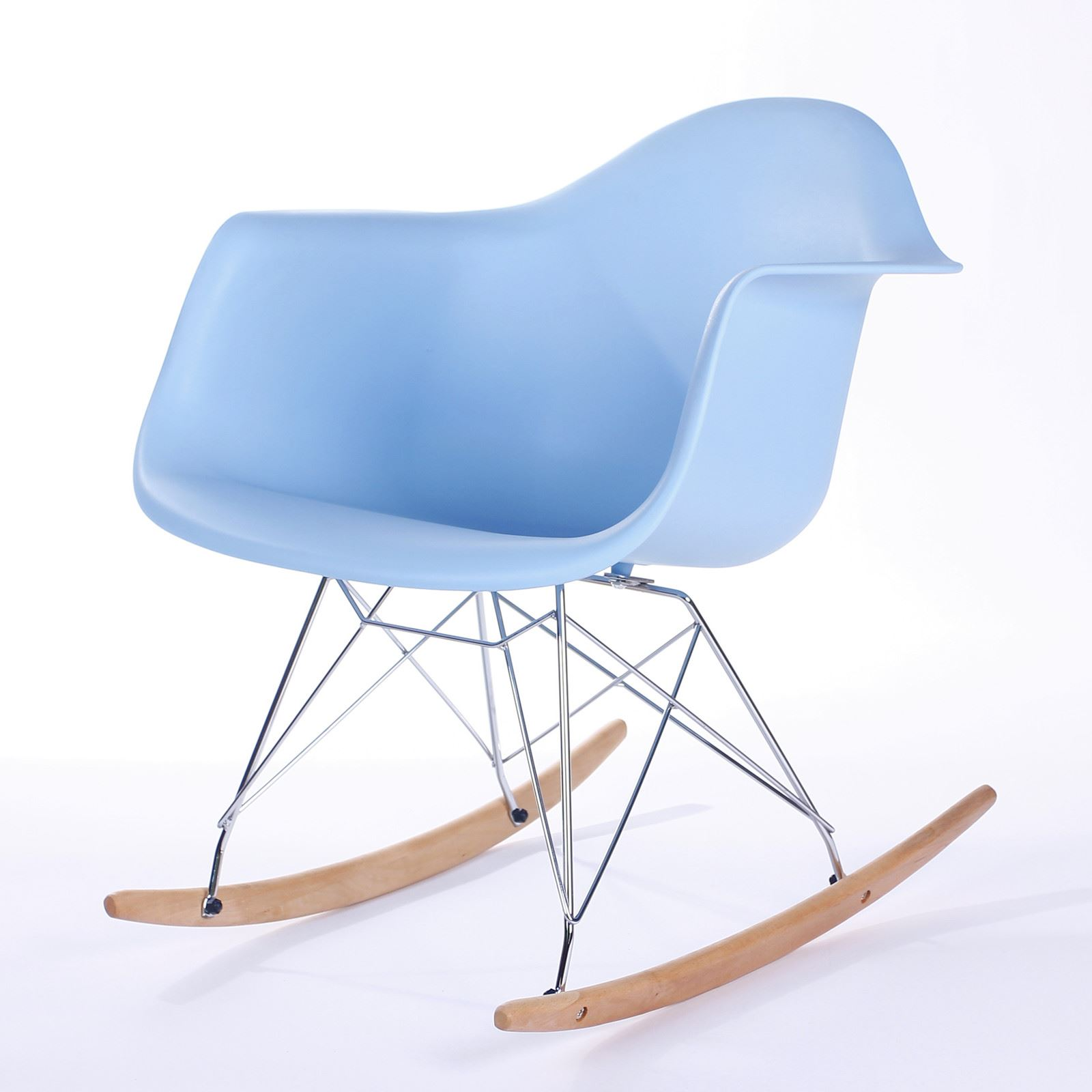 Eames Rocking Chair RAR Rocker Armchair Retro Lounge Nursery Baby