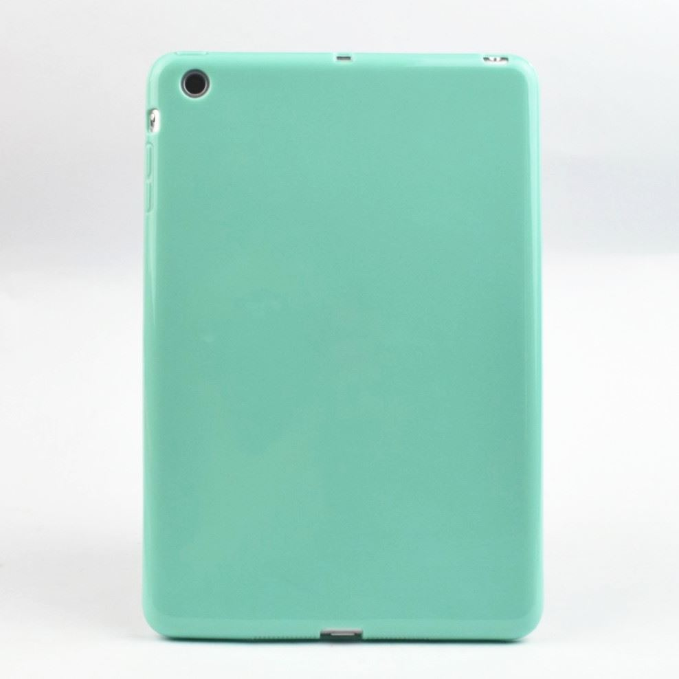 Squishy Ipad Cases : Soft cover case for iPad Mini 1 2 3 TPU Gel Jelly rubber silicone skin protect eBay