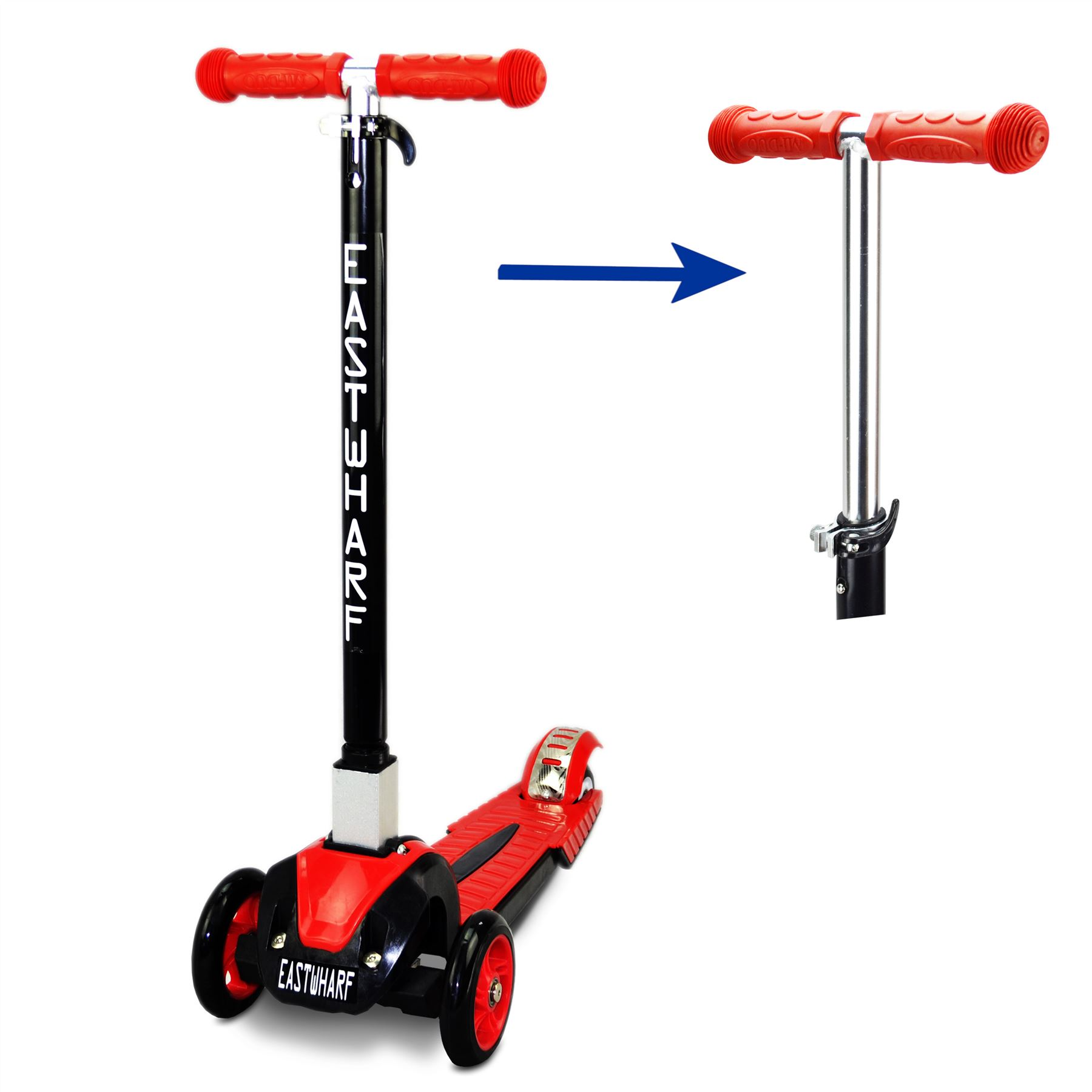 how to fix wheel scooter