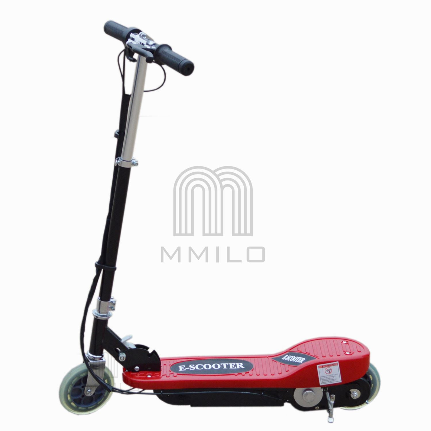 electric e scooter enfants ride on toys sans si ge 120 w 7mph 12 v batterie. Black Bedroom Furniture Sets. Home Design Ideas