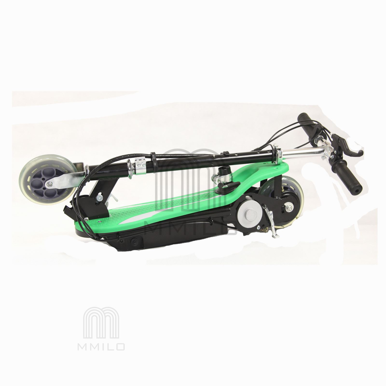 electric e scooter with removable seat ride on battery kids children toys 120w ebay. Black Bedroom Furniture Sets. Home Design Ideas