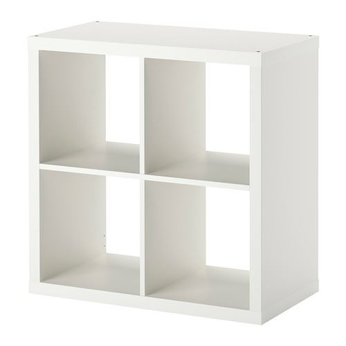 Ikea kallax cube storage series shelf shelving units bookcase display expedit - Etagere cube ikea expedit ...