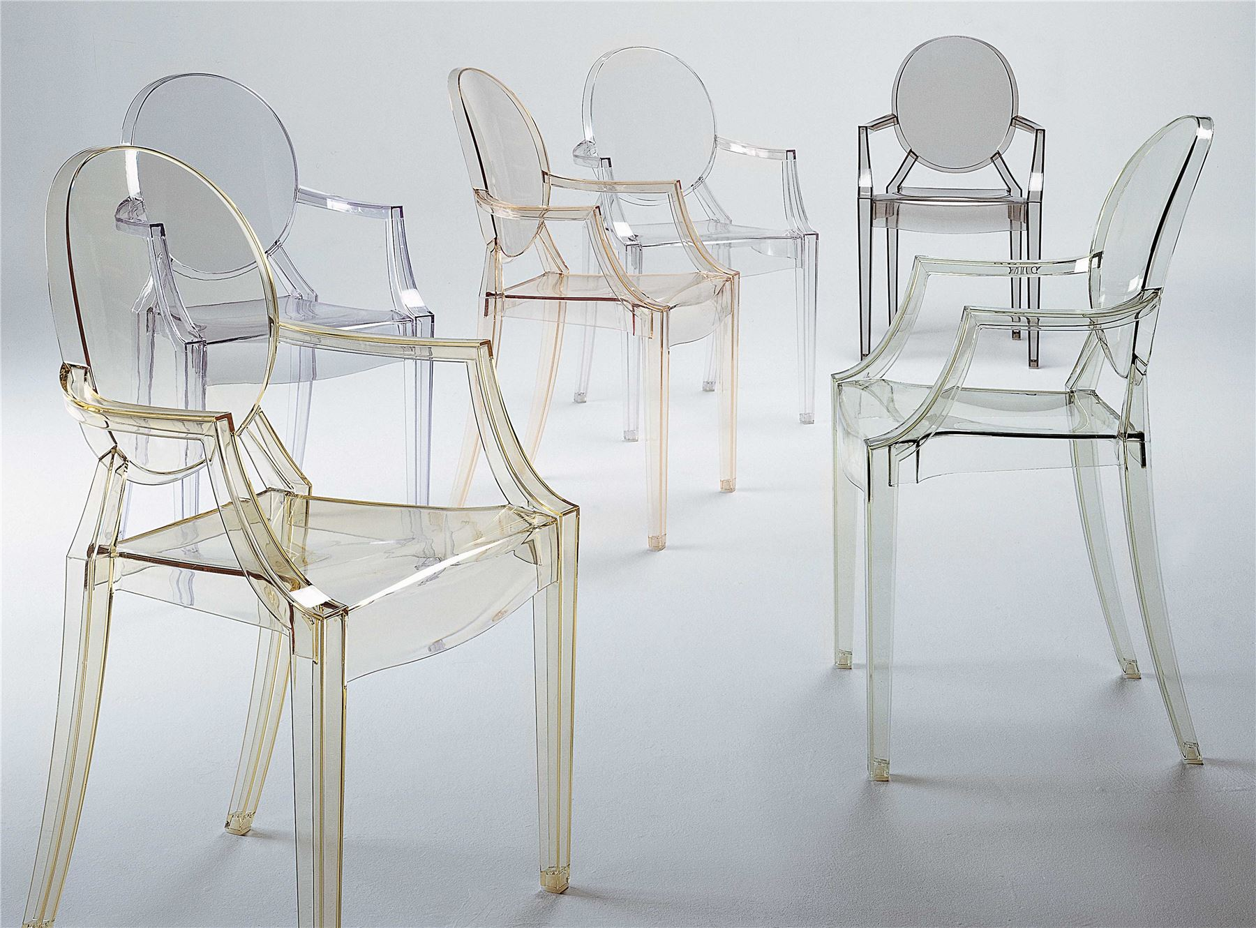 Wedding Chairs For Contemporary Venues Ghost Chair Crystal Clear Plastic Dini