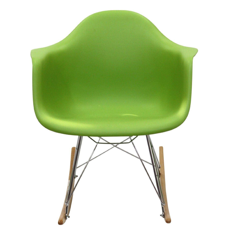 eames rocking chair rar rocker armchair retro lounge. Black Bedroom Furniture Sets. Home Design Ideas