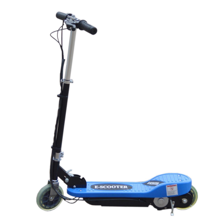 elektro e scooter kinder roller ohne sitz 120w 7 mph 12v. Black Bedroom Furniture Sets. Home Design Ideas