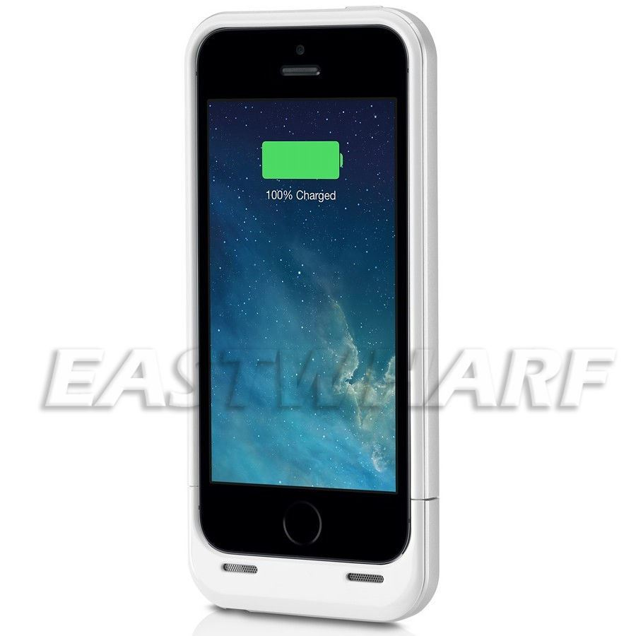 iphone akkugeh use tragbare externe powerbank f r iphone 5. Black Bedroom Furniture Sets. Home Design Ideas