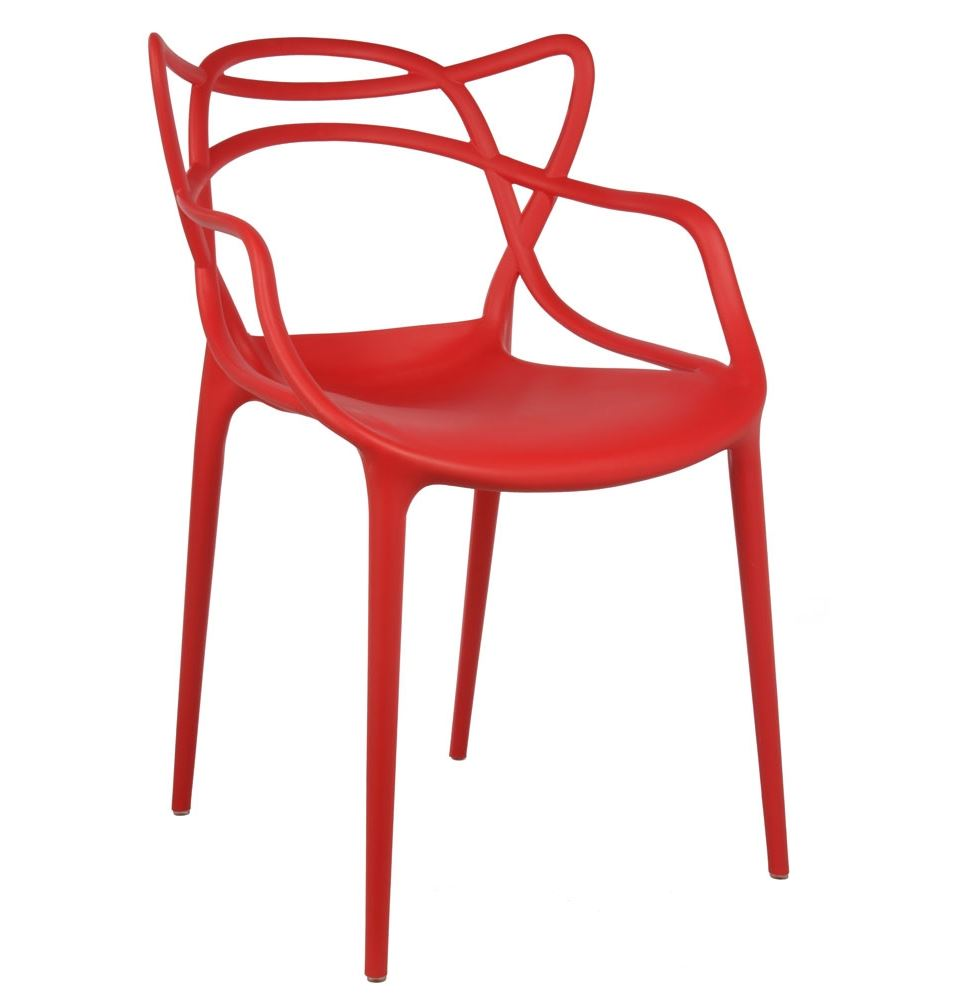 Charles Eames inspired Master Chair style Lounge Dining Retro