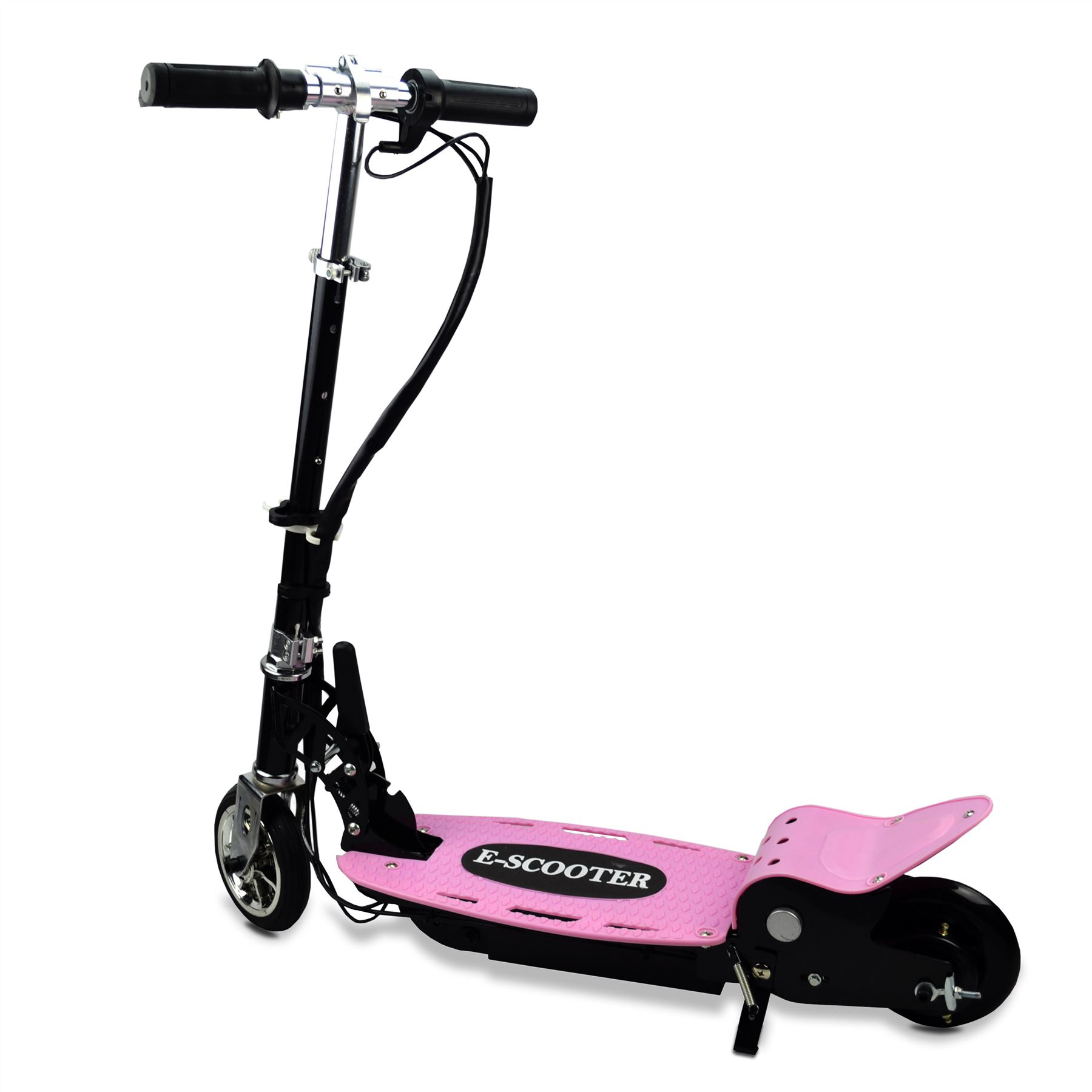 new electric e scooter kids children ride on toys without seat battery e scooter ebay. Black Bedroom Furniture Sets. Home Design Ideas